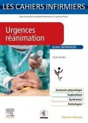 Les Cahiers Infirmiers d'Urgence, réanimation