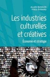 Les industries culturelles et créatives