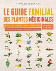La couverture et les autres extraits de Mon jardin des plantes médicinales