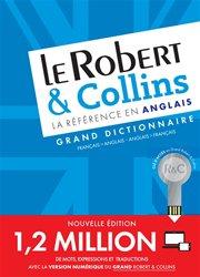 LE ROBERT & COLLINS LA REFERENCE EN ANGLAIS
