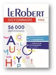 Le Robert Mini Langue Française