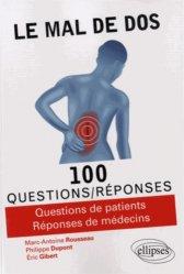 Le mal de dos en 100 questions reponses
