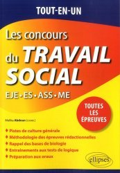 Les concours du travail social