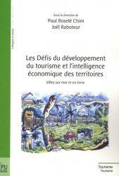 Les défis du développement du tourisme et l'intelligence économique des territoires