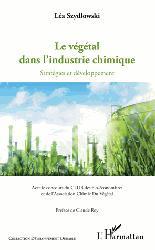 Le végétal dans l'industrie chimique