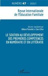 Le soutien au développement des premières compétences en numératie et en littératie