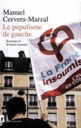Le populisme de gauche