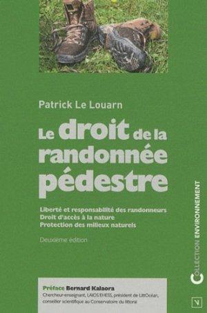 Le droit de la randonnée pédestre. 2e édition