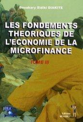 Les fondements théoriques de l'économie de la microfinance