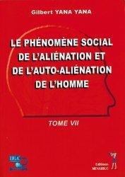 Le phénomène social de l'aliénation et de l'auto-aliénation de l'homme