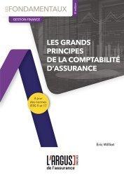 Les grands principes de la comptabilité d'assurance. 8e édition
