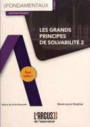 Les grands principes de Solvabilité 2. 4e édition