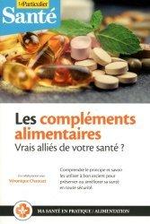 La couverture et les autres extraits de Les compléments alimentaires