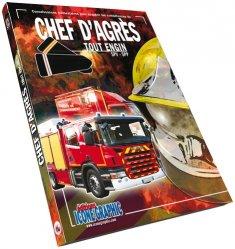 Le livre de la formation du CHEF D'AGRÈS TOUT ENGIN - SPV-SPP