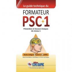 Le Guide technique du formateur PSC1