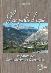 Le patois de Saint Martin de Queyrières lou parla d'aqui