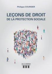 Leçons de droit de la protection sociale