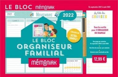 La couverture et les autres extraits de Le bloc Mémoniak Montessori. Edition 2020-2021