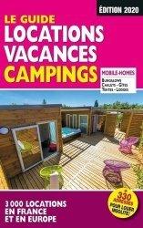 La couverture et les autres extraits de Le Guide Officiel Camping Caravaning