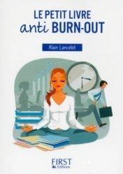 Le petit livre de - anti burn-out