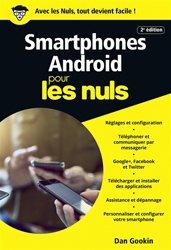 La couverture et les autres extraits de Android - guide de developpement d'applications java pour smartphones et tablettes