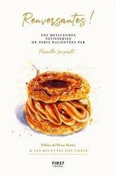 La couverture et les autres extraits de Pâtisserie !
