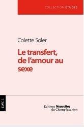 Le transfert, de l'amour au sexe