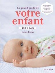 La couverture et les autres extraits de Le guide des massages de bébé