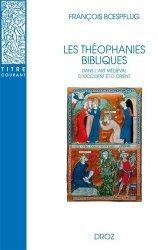 Les théophanies bibliques dans l'art médiéval d'Occident et d'Orient