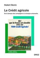 Le Crédit agricole (1951-2001)