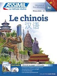 Pack CD - Le Chinois - Débutants et Faux-débutants