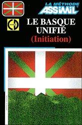 Pack CD - Le Basque Unifié - Initiation