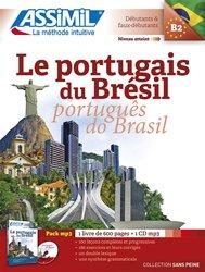 La couverture et les autres extraits de PARLER BRESILIEN VOYAGE