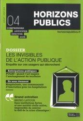 Les invisibles de l'action publique
