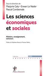 Les sciences économiques et sociales