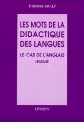 Les mots de la didactique des langues