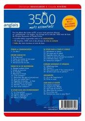Les 3500 mots essentiels anglais