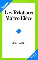 Les Relations Maître-Elève