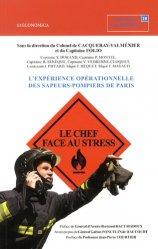 Le chef face au stress. L'expérience opérationnelle des sapeurs-pompiers de Paris