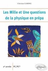 La couverture et les autres extraits de Physique-chimie 2e année BCPST