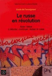 Le russe en révolution