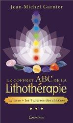 Le coffret ABC de la lithothérapie