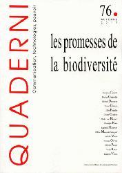 Les promesses de la biodiversité