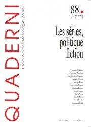Les séries, politique fiction