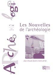 Les Nouvelles de l'archéologie, n° 144/juin 2016