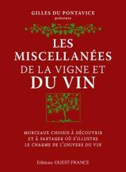Les miscellanées de la vigne et du vin