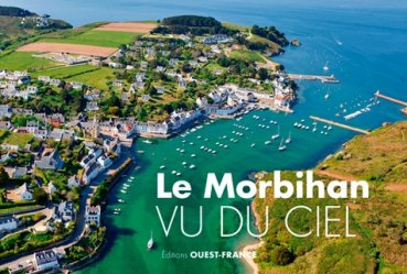 Le Morbihan vu du ciel