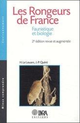 Les rongeurs de France Faunistique et biologie