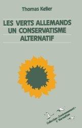 Les Verts allemands, un conservatisme alternatif