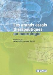 Les grands essais thérapeutiques en neurologie